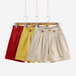 (JP8340) 短褲