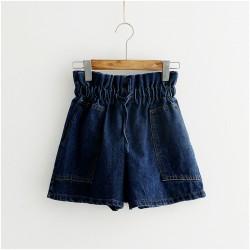 (JP8342)   牛仔短褲