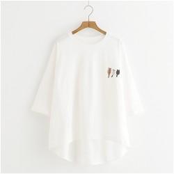(JP8344)  上衣  (大碼款)