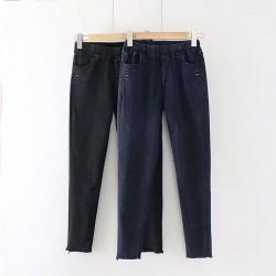 日系(WA6049) 牛仔褲