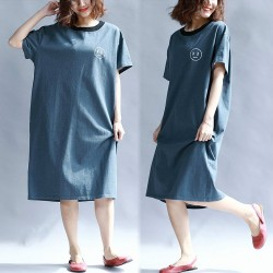 (F1758)  連身裙 (大碼款)