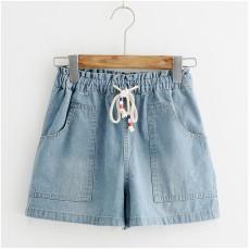 (JP8104)   牛仔短褲