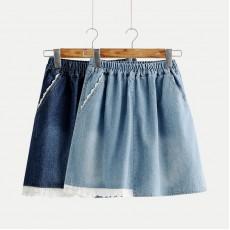 (JP8112) 牛仔短褲