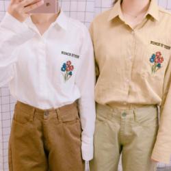 韓國直送oldmickey 恤衫上衣0322