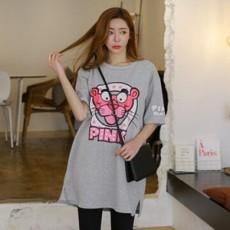 韓國直送pinksisly TEE上衣0318
