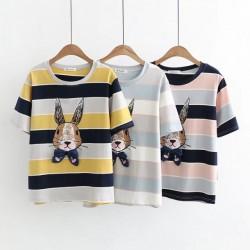 日系(WA5496)   兔  上衣
