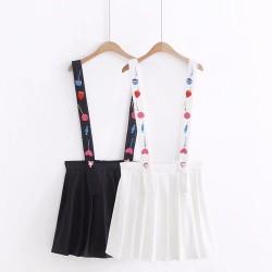 日系(WA5502)   吊帶半身裙