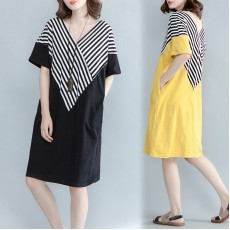 (F1507) 連身裙 (大碼款)