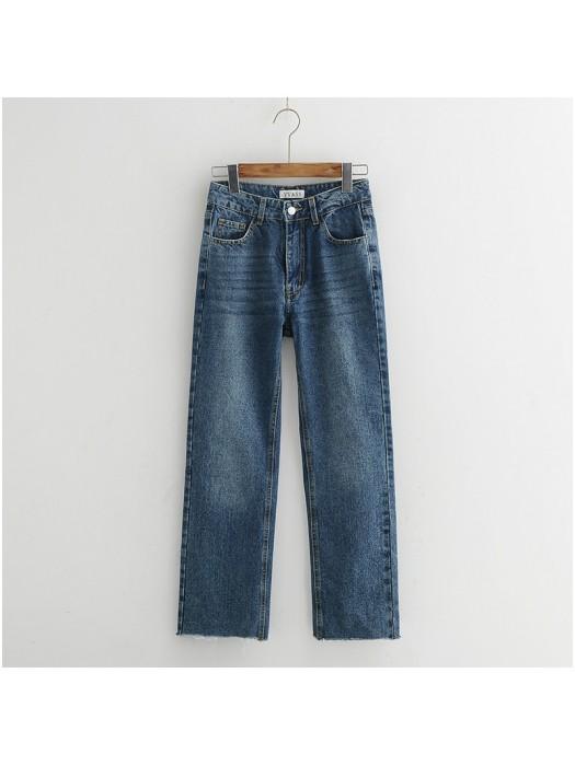 (JP8089)  牛仔褲