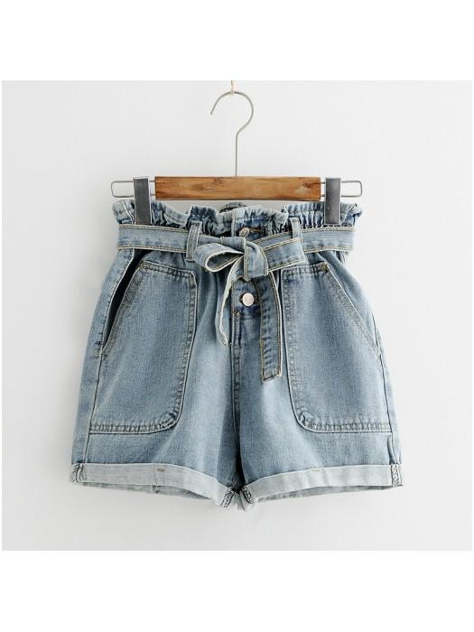 (JP8093) 牛仔短褲