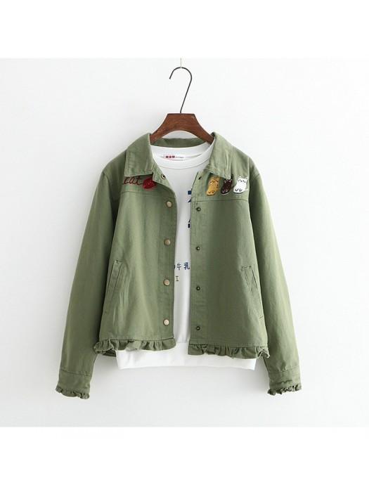 日系(WA5402) 外套