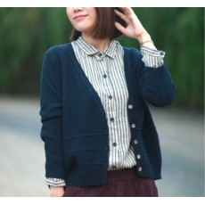 (L3302)針織外套